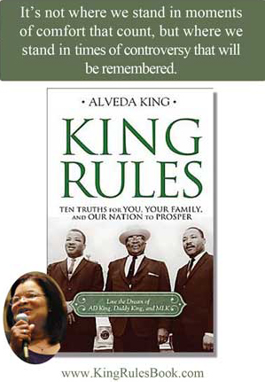 King Rules, Ten Truths for You and Your Family and Our Nation to Prosper